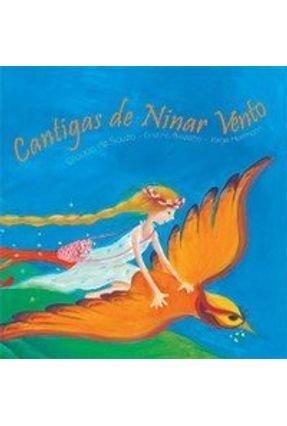 Cantigas de Ninar Vento - Acompanha um CD - Souza,Glaucia de Biazetto. Cristina pdf epub