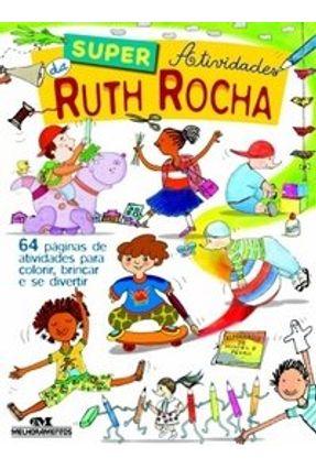 Super Atividades da Ruth Rocha - Rocha,Ruth | Hoshan.org
