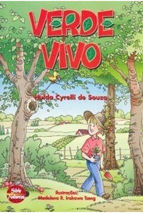Verde Vivo - Serie Natureza - Souza,Hulda Cyrelli de   Nisrs.org