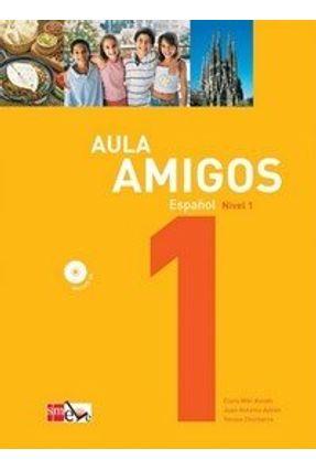 Aula Amigos - 1º Ano - Juan A. Ayllon Clara Miki Kondo Teresa Chicharro pdf epub