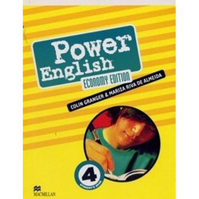 Power English Economy Edition 4 - Student´s Book