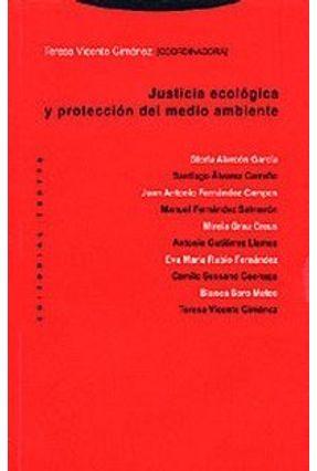 Justicia Ecologica Y Proteccion Del Medio Ambiente - VICENTE GIMENEZ ,TERESA   Hoshan.org