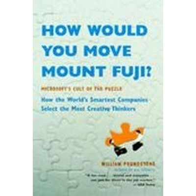 How Would You Move Mount Fuji ?