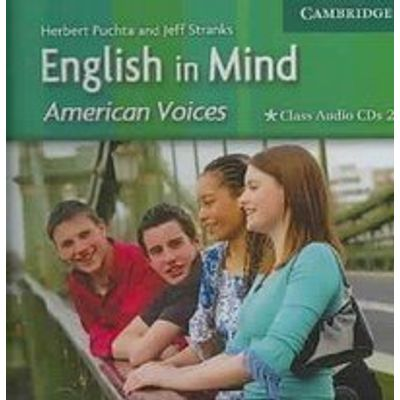 English in Mind 2 Class American Voices Edition