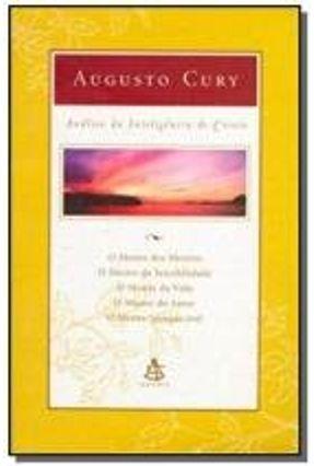 Coleção Análise da Inteligência De Cristo  - 5 Vols