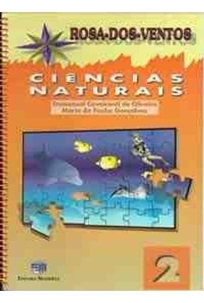 Rosa-Dos-Ventos - Ciencias Naturais 2 Serie - Oliveira,Emmanuel Cavalcanti | Hoshan.org