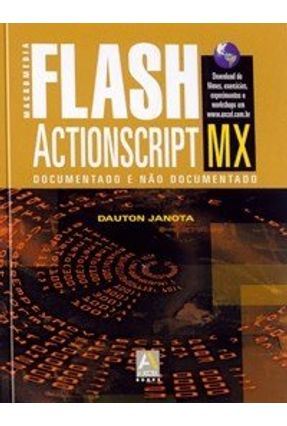 Macromedia Flash Mx Actionscript - Janota,Dauton   Tagrny.org