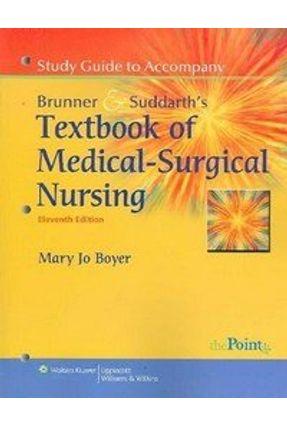 Brunner And Suddarth's Textbook of Medical-surgical Nursing - Boyer,Mary Jo pdf epub