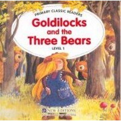 Goldilocks & Three Bears + Audio CD - Level 1