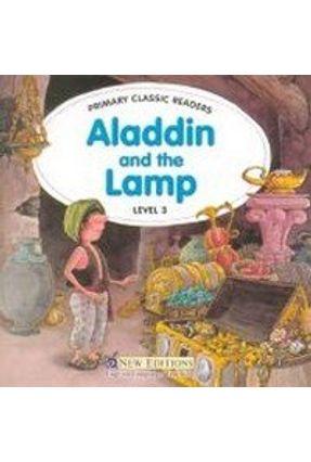 Aladdin & The Lamp + Audio CD - Level 3 - Swan,Joanne   Hoshan.org