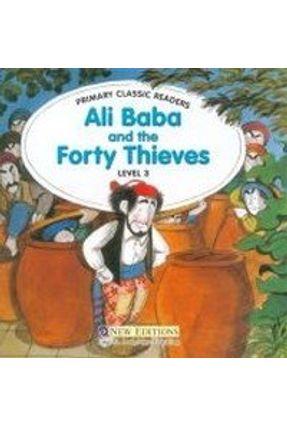 Ali Baba & Forty Thieves + Audio CD - Level 3 - Heath,Jennifer   Hoshan.org