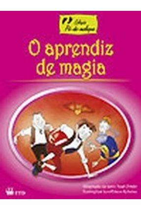 O Aprendiz de Magia - Ed. Renovada - Col. Pé-de-moleque - Prado,Noeli pdf epub