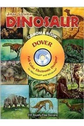 Dinosaur - With CD - Electronic Clip Art Series - Sovak,Jan | Hoshan.org