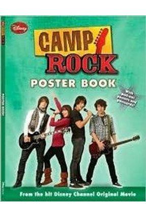 Camp Rock Poster Book - Disney   Tagrny.org