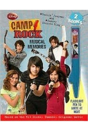 Disney Channel's Camp Rock - The Musical Memories - Stierle,Cynthia | Tagrny.org