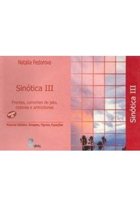 Sinótica III - Com CD - Fedorova,Natalia | Tagrny.org