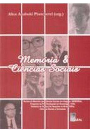Memória e Ciências Sociais - Plancherel ,Alice Anabuki   Tagrny.org