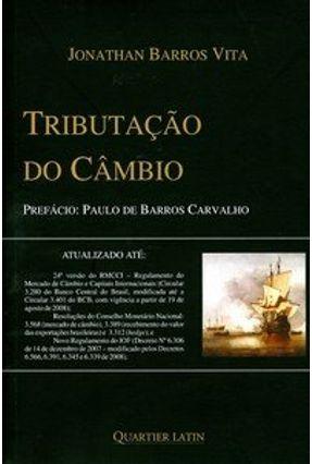 Tributação do Câmbio - Vita,Jonathan Barros | Nisrs.org