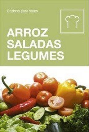Arroz Saladas Legumes - Vários Autores pdf epub