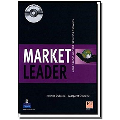 Market Leader - Advanced - Coursebook with Self Study CD Rom