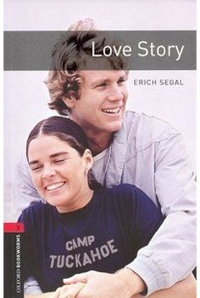 Love Story CD Pack (oxford Bookworm Library 3) 3ed - Erich Segal | Hoshan.org