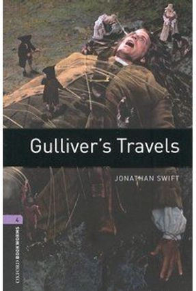 Gulliver's Travel CD Pack (oxford Bookworm Library 4) 3ed - Jonathan Swift   Nisrs.org
