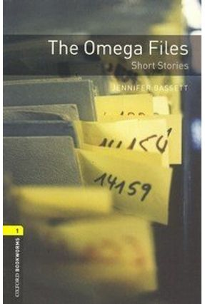 Omega Files. The (oxford Bookworm Library 1) 3ed - Jennifer,Bassett.   Tagrny.org