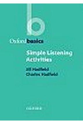 Simple Listening Activities - Hadfield | Hoshan.org