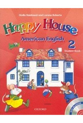 Happy House 2 - American English - Student's Book With Multirom Pack - Maidment,Stella | Nisrs.org