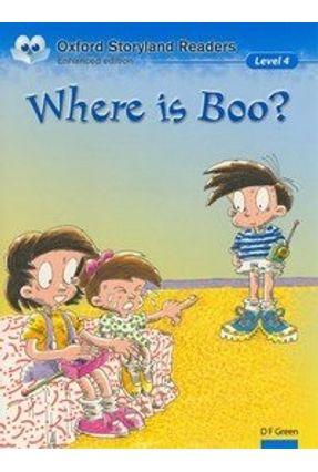 Where Is Boo ? - Level 4 - Green,D. F.   Hoshan.org