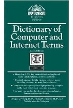 Dictionary of Computer And Internet Terms - Downing,Douglas Covington,Michael A. Covington,Melody Mauldin | Hoshan.org