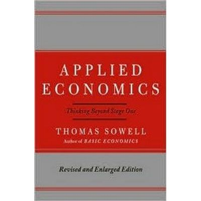 Applied Economics - Thinking Beyond Stage One