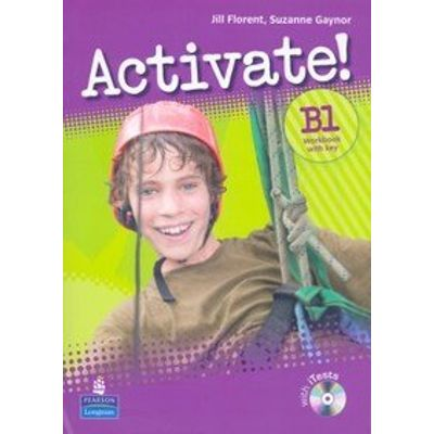 Activate! B1 Workbook with Key CD Rom Pack 1 ed.