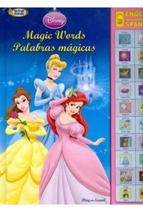 Disney - Magic Words - Palabras Mágicas - Disney pdf epub