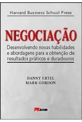 Negociação - Ertel,Danny Gordon, Mark   Hoshan.org