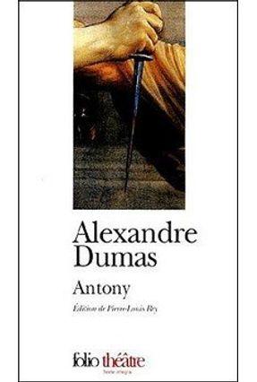 Antony - Dumas,Alexandre Dumas,Alexandre pdf epub