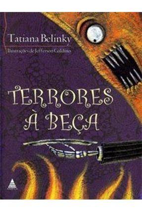 Terrores À Beça - Belinky,Tatiana pdf epub