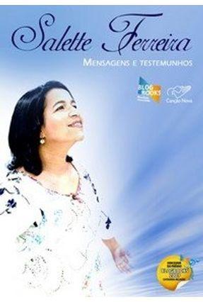 Salette Ferreira - Livro do Blog - Ferreira,Salette | Nisrs.org