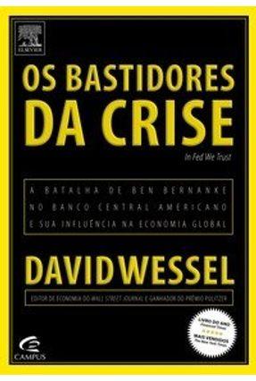 Os Bastidores da Crise - Wessels,David pdf epub