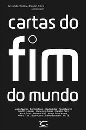 Cartas do Fim do Mundo - Brites,Claudio Oliveira,Nelson de | Nisrs.org