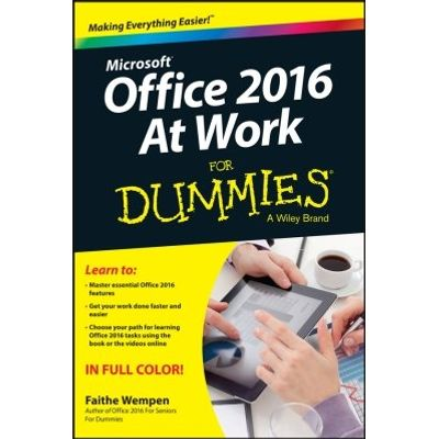 Office 2016 at Work For Dummies