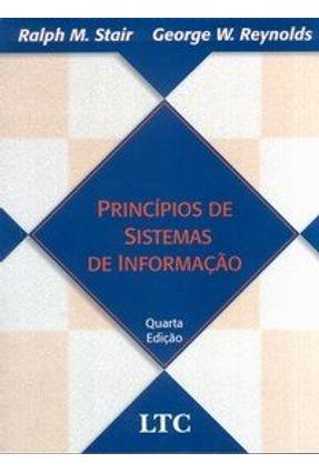 Princípios de Sistemas de Informação - Stair,Ralph M.   Tagrny.org