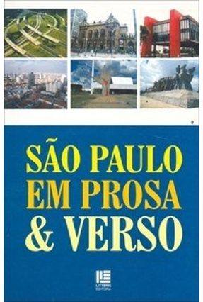 São Paulo em Prosa & Verso - Diversos | Hoshan.org