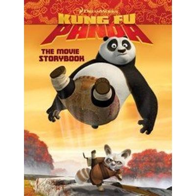 Kung Fu Panda - Movie Storybook - Film Tie-in Edition