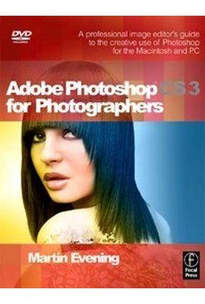 Adobe Photoshop Cs3 For Photographers - EVENING | Hoshan.org