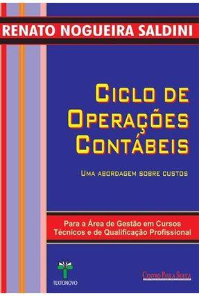 Ciclo de Operações Contábeis - Saldini,Renato Nogueira pdf epub