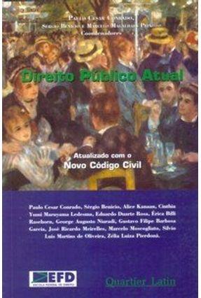Direito Público Atual - Conrado,Paulo Cesar   Hoshan.org