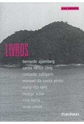 Livros - Ilha Deserta - Ajzenberg,Bernardo pdf epub