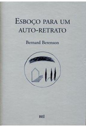 Esboço para um Auto-retrato - Berenson,Bernard | Hoshan.org