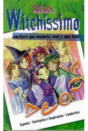 Witchíssimo - Um Livro que Encanta Você o Ano Todo - Disney,Walt pdf epub